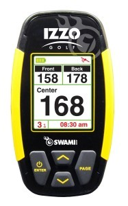 IZZO Swami 4000 Golf GPS Review
