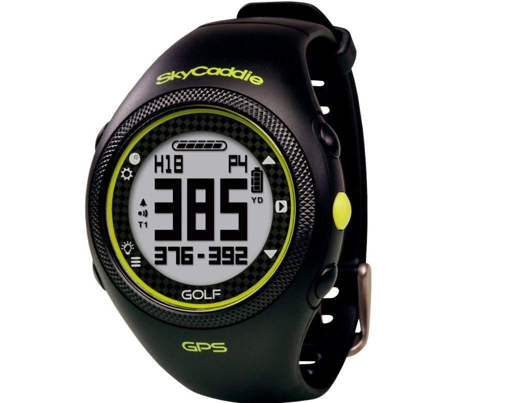 SkyCaddie-Golf-GPS-Watch